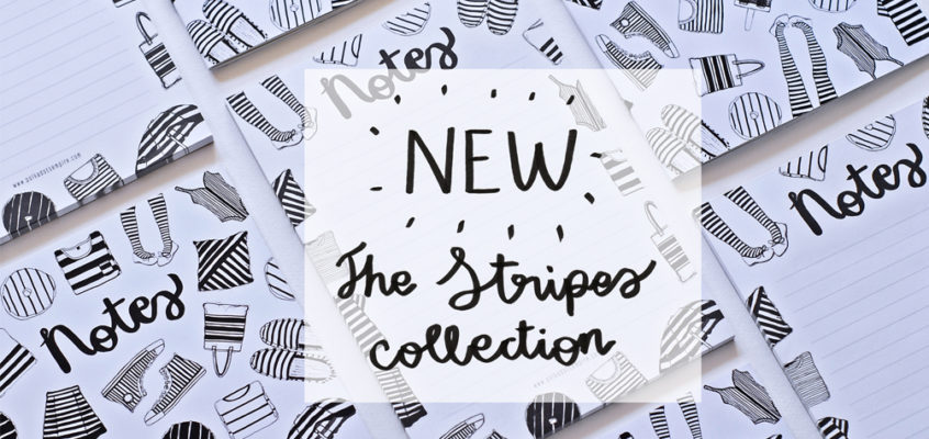 "SOME DETAILS ABOUT THE ""STRIPES"" COLLECTION"